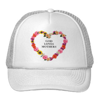 Hearts and Love Trucker Hat
