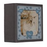 Hearts and Paws Pet Memorial Keepsake Box