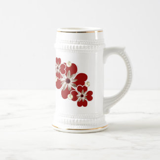 Hearts and Pearls Stein