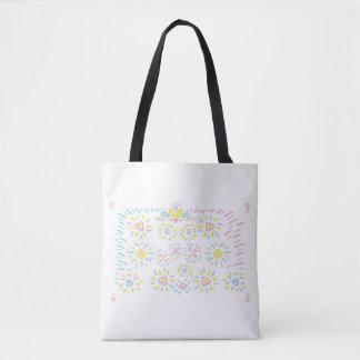 Hearts and Shapes Bag