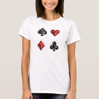 Hearts and Spades Play Card Shirt