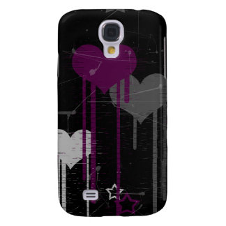 Hearts and Stars iPhone 3G/3Gs speck case Galaxy S4 Covers
