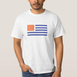 Hearts and Stripes Forever Tee Shirts