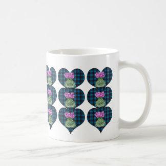 Hearts and Thistles Mugs
