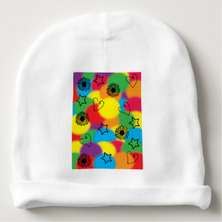 Hearts and Thoughts Baby Beanie