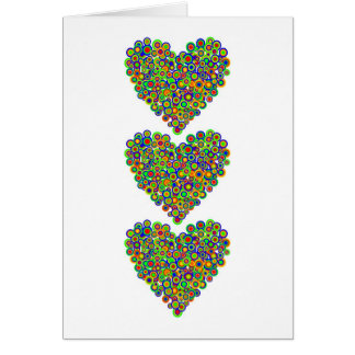 Hearts Aplenty notecards Stationery Note Card