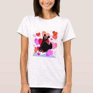 Hearts ballroom dancing T-Shirt