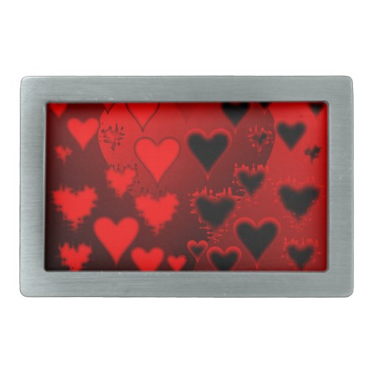 Hearts Belt Buckle
