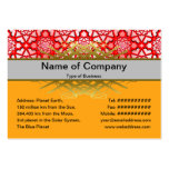 Hearts Big Explosion Business Card