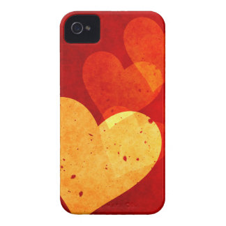 Hearts Blackberry Bold Case Mate Barely There