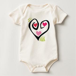 Hearts Bodysuit