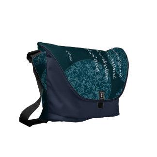 Hearts Bound Messenger Bag