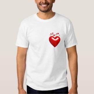 hearts bud shirt