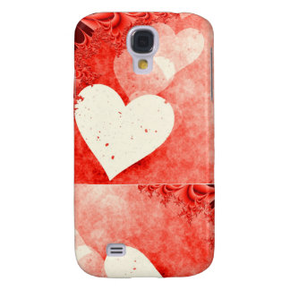 Hearts! Galaxy S4 Covers