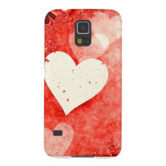 Hearts! Galaxy S5 Cases