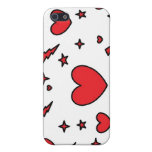Hearts case case for iPhone 5