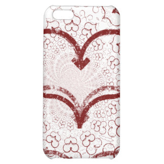 Hearts Case For iPhone 5C