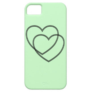 Hearts Case-Mate iPhone 5 Barely Universal Case