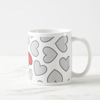 Hearts Collide Coffee Mug