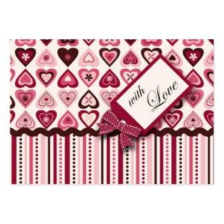 Hearts Confection Gift Tag profilecard