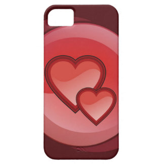 HEARTS COVER iPhone 5 CASE