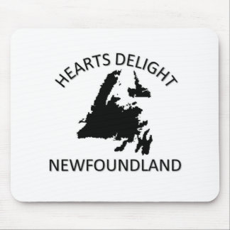 Hearts Delight Mouse Pad