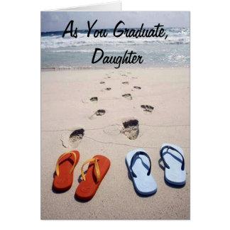 HEART'S DESIRES DAUGHTER AS U GRADUATE CARD