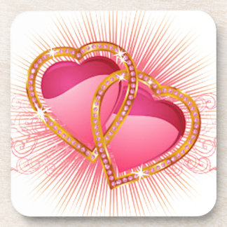 Hearts Entwined Coaster