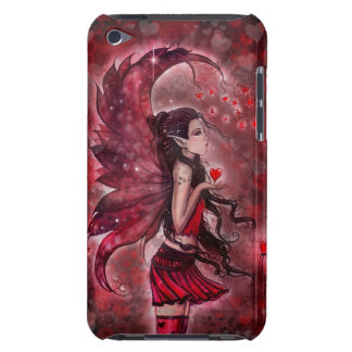 Hearts Fairy iPod Touch Barely There Case