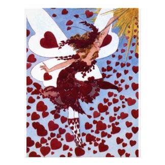 Hearts Fairy Letterhead
