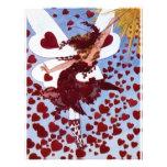 Hearts Fairy Letterhead Design