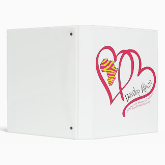 Hearts for Africa Binder