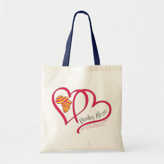 Hearts for Africa Tote Bag