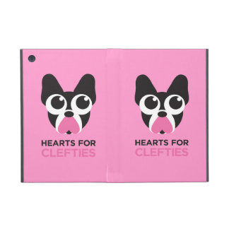 Hearts for Clefties iPad Mini Cover
