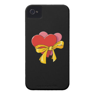 Hearts For Love Blackberry Bold Cover