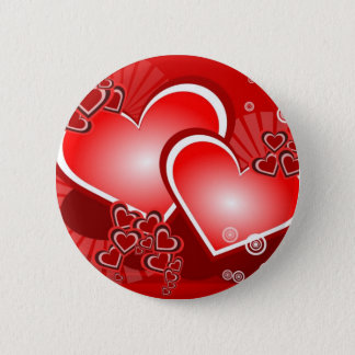 Hearts for Love Button