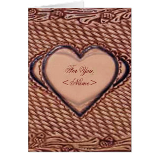 Hearts For You Card