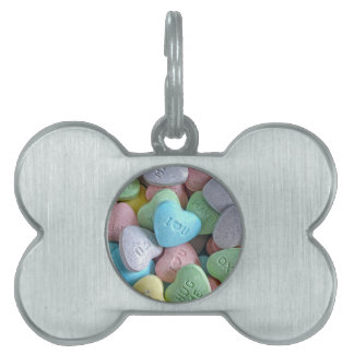 Hearts for your Sweetheart Pet Tag