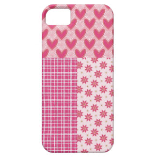 Hearts Forever iPhone SE/5/5s Case