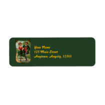 Hearts Full Of Joy Irish Dancing Address Labels