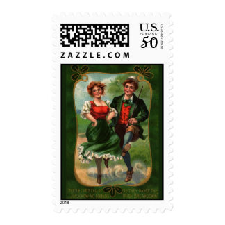 Hearts Full Of Joy Postage Stamp