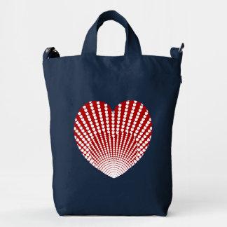 Hearts Galore Baggu Duck Bag Duck Canvas Bag