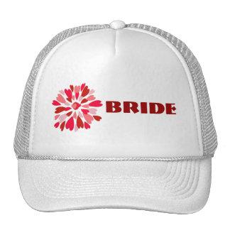 Hearts Galore BRIDE Trucker Hat