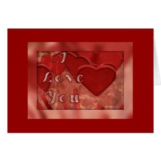 Hearts Galore Card