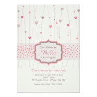 Hearts Galore Invitation
