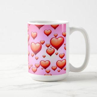 Hearts Galore Mug