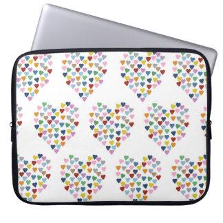 Hearts Heart Multiple Laptop Sleeves