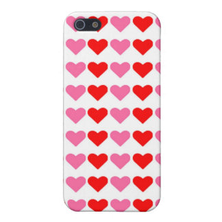 Hearts,Hearts,Hearts Cases For iPhone 5