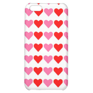 Hearts,Hearts,Hearts iPhone 5C Cover