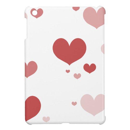 Hearts I iPad Mini Case